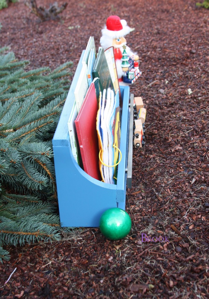 book bin  handmade holiday