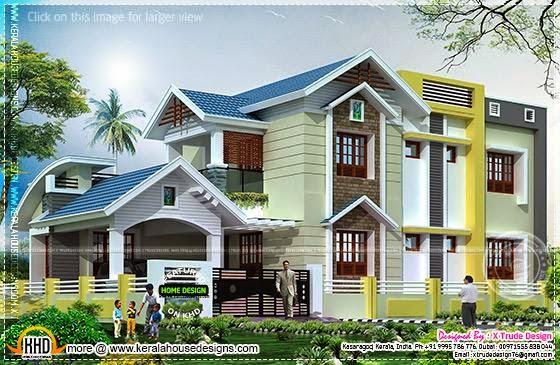 Nice house design