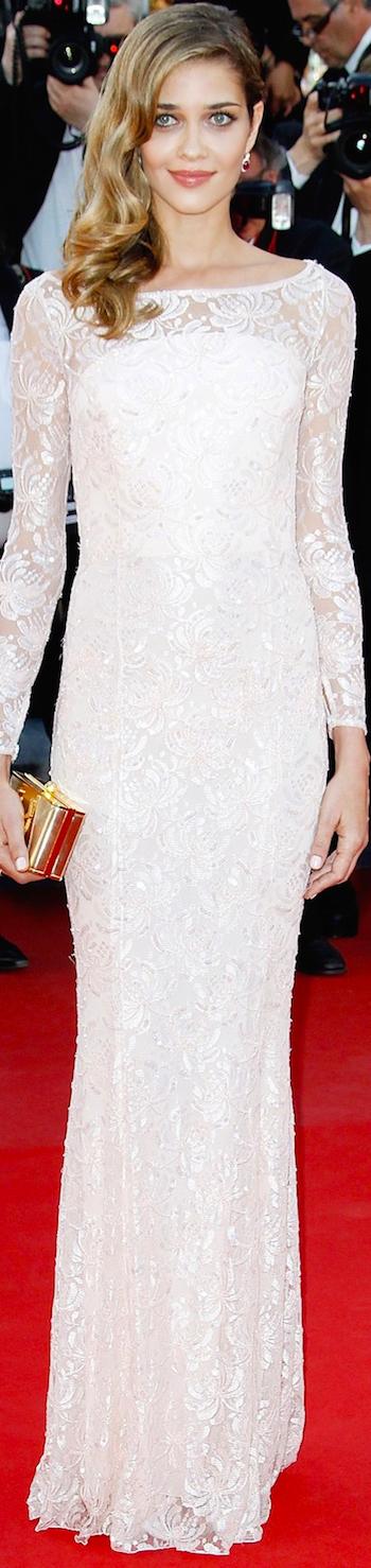 Ana Beatriz Barros 2015 Cannes Film Festival