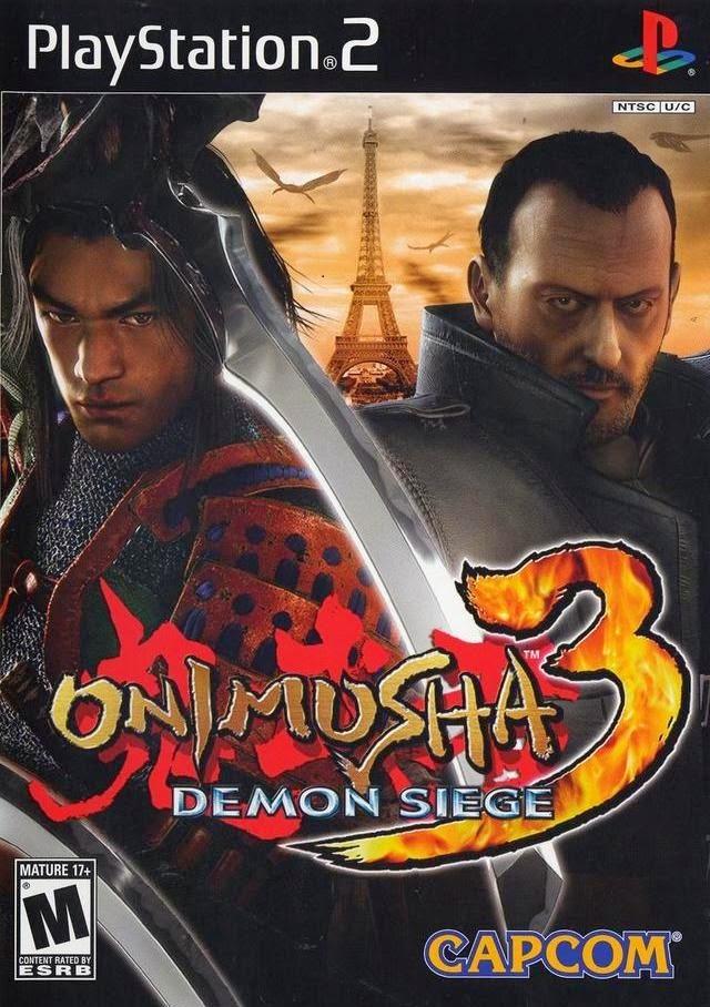 Onimusha 3 Demon Siege