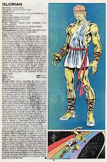 Glorian (ficha marvel comics)