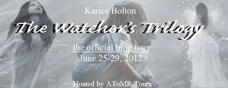{Review+G!veaway} The Watchers Trilogy: Awakening by Karice Bolton