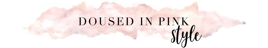 Doused in Pink | Chicago Style Blog