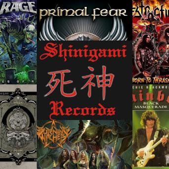 Shinigami Records: Os Grandes Nomes e as Novas Caras do Metal Mundial em Dezenas de Lançamentos!