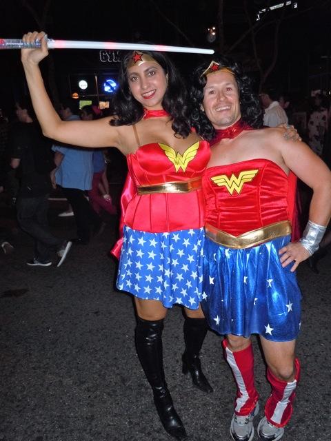 WEHO Halloween Wonder Women