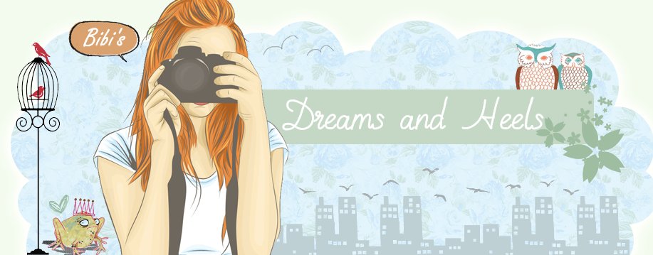 Dreams and heels :3