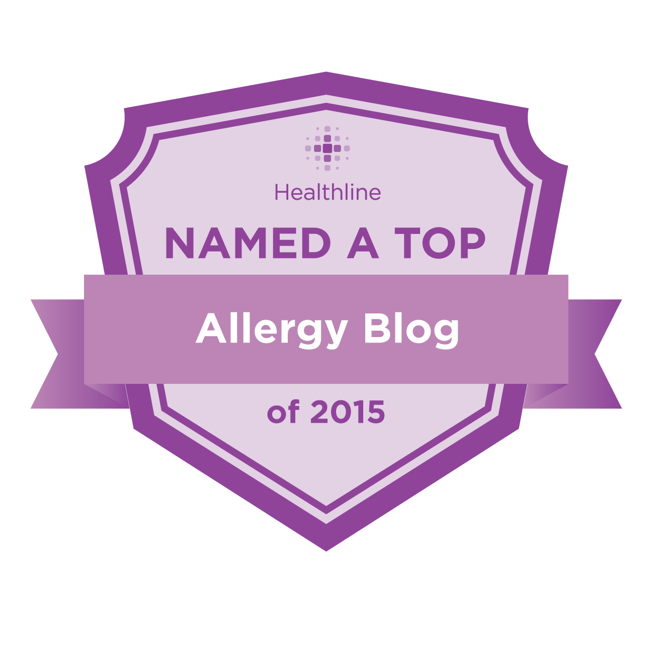 HEALTHLINE - BEST ALLERGY BLOG 2015
