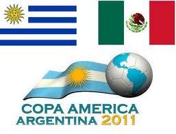 uruguay se juega contra mexico