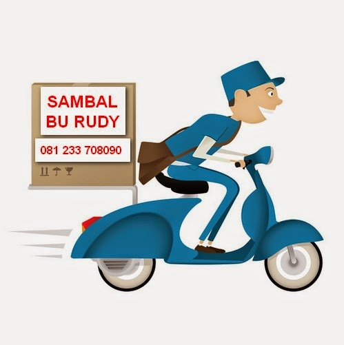 delivery order sambal bu rudy