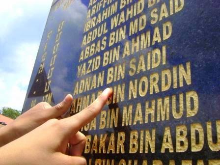 Leftenan Adnan, Perwira, perjuang Negara, Pahalawan