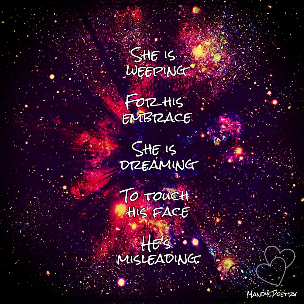 She is Dreaming - MicroPoetry
