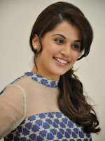Taapsee Pannu glamorous photos at Lot Mobiles event-cover-photo
