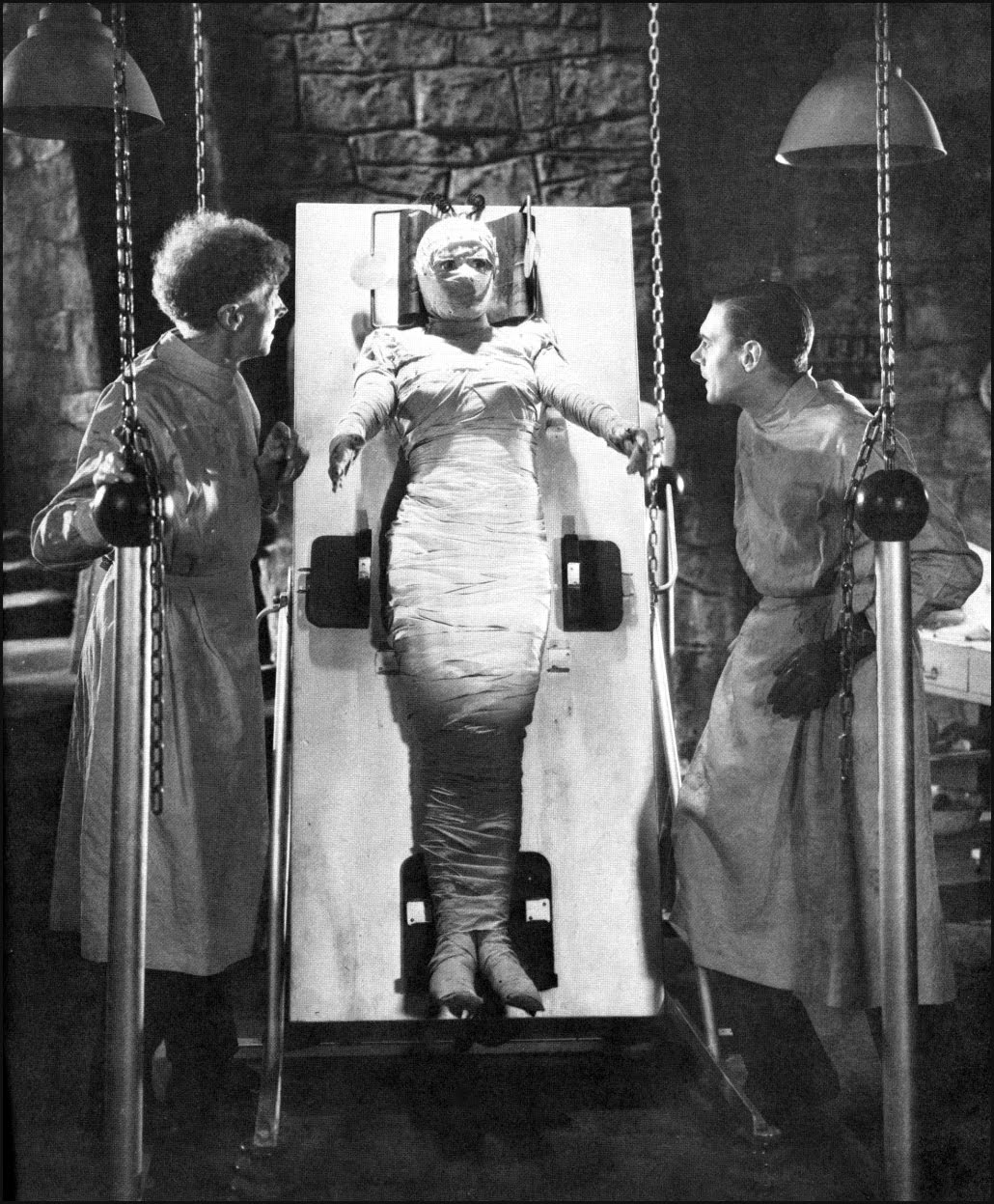 Bride of Frankenstein (1935), dir. James Whale