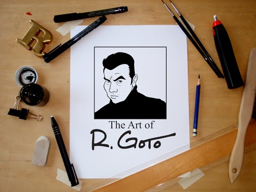 The Art of R. Goto