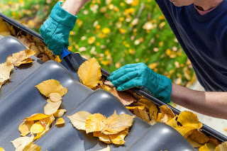 How to clean your gutters to protect your roof