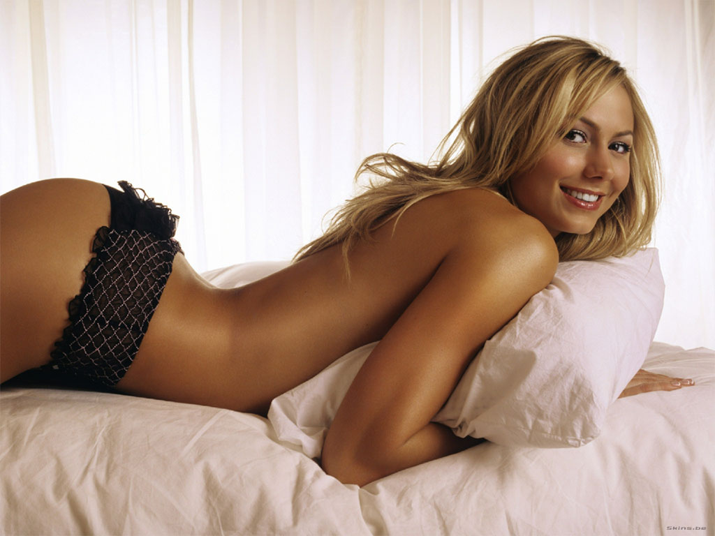 Real stacy keibler nude