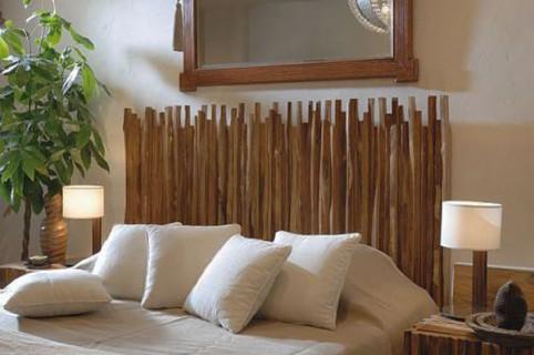 Fotos de cabeceros de camas originales colores en casa - Ideas para hacer cabeceros de cama ...