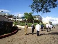 Hospital de Xai-Xai com grave crise de água