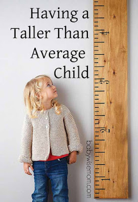Having a Taller Than Average Child