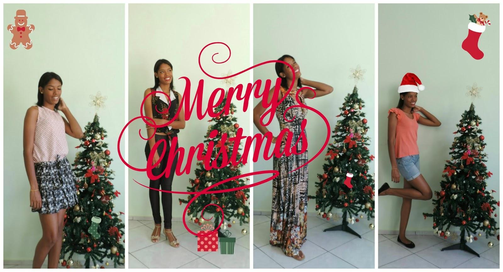 Especial de Natal: 4 Looks inpiração para o Natal