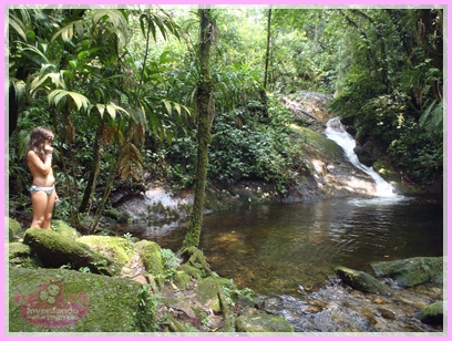 Visconde de Mauá Cachoeiras do Alcantilado Poço das Raízes