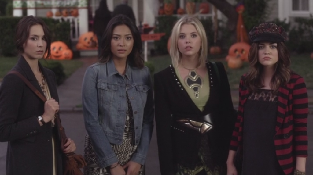 pretty little liars this is a dark ride halloween special recapreview - Halloween Episodes Of Pretty Little Liars