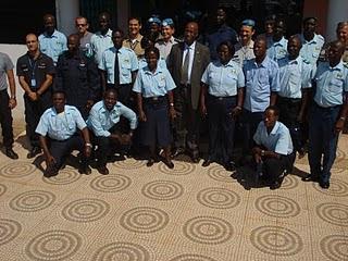Guiné-Bissau: ONU VAI APOIAR CONSTRUÇÃO DE 12 ESQUADRAS MODELO NO PAÍS