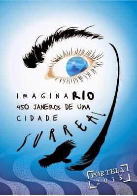 """Enredo : """"ImaginaRIO, 450 Janeiros de uma Cidade Surreal"""""""