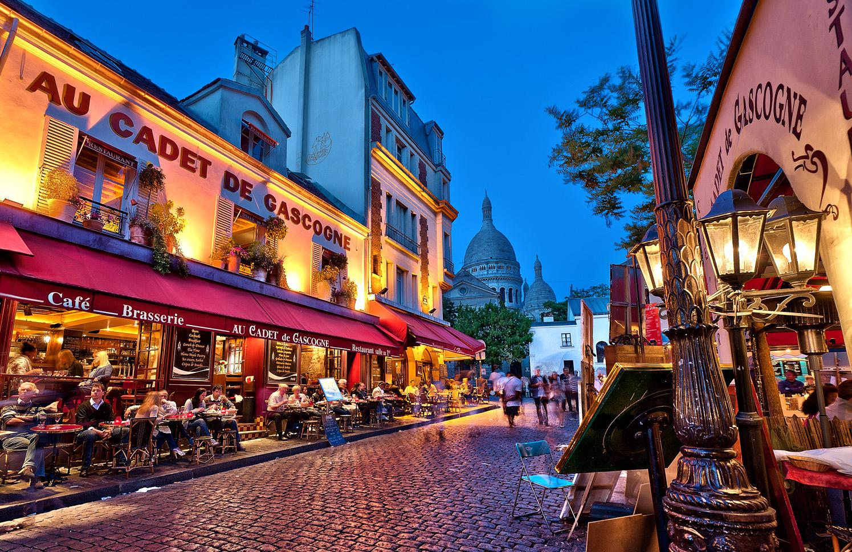 Parigi Montmartre Visitare Il Quartiere Degli Artisiti
