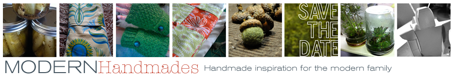 Modern Handmades