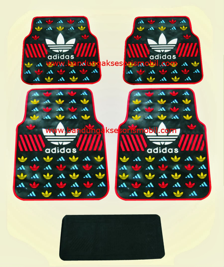 Karpet Adidas 3 Colour