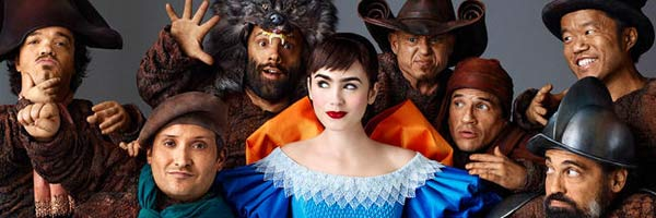 Lilly Collins, Snow White, Mirror,Mirror
