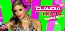 """Claudia Leitte canta novo hit - Trilhos Fortes - Com vinheta personalizada """"Circuito das Águas FM"""""""