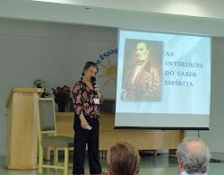 "<strong>Seminar ""The Interfaces of Spiritist Knowledge"", C.E.Nosso Lar Casas André Luiz</strong>"