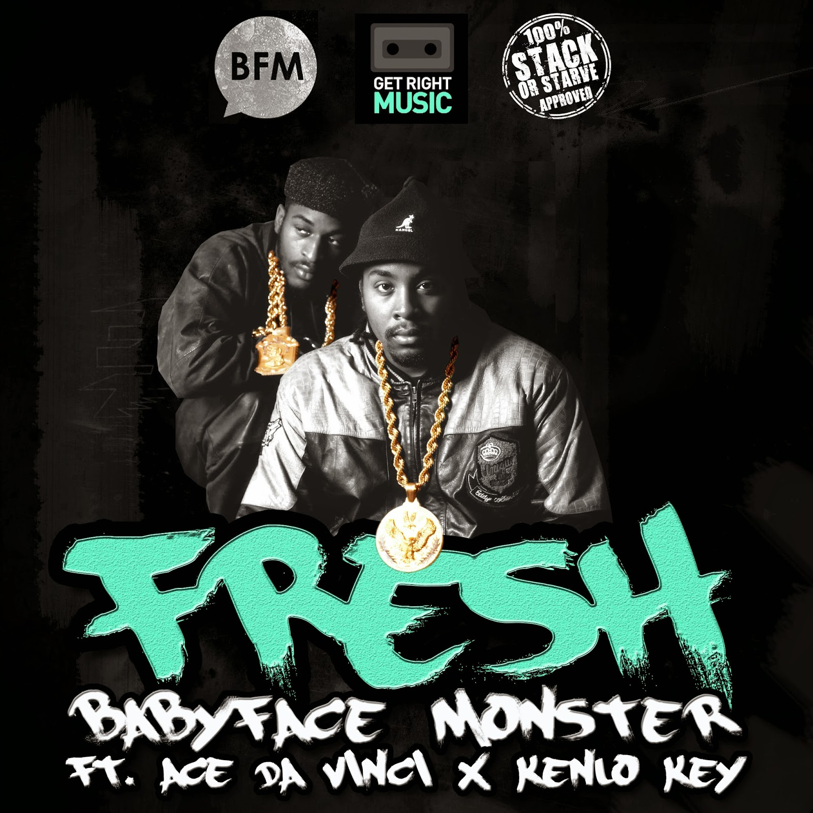 "Babyface Monster ""Fresh"" ft Kenlo Key and Ace da Vinci"