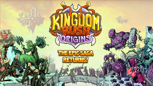 Kingdom Rush Origins Gameplay
