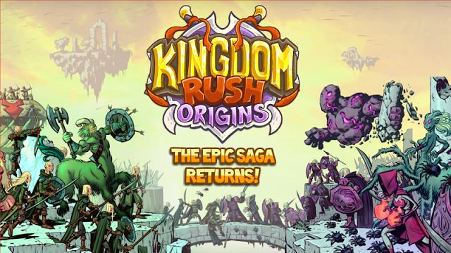 Kingdom Rush Origins Gameplay