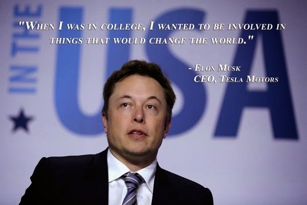 Inspiring Quotes on Education from Tesla Motors CEO