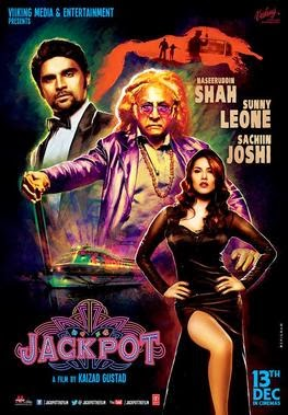 Watch Jackpot (2013) Hindi Non Retail Original DVDRip 5.1 Audio Full Movie Watch Online For Free Download