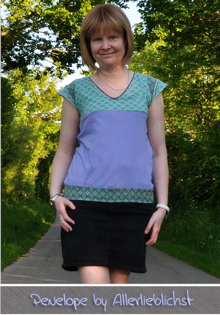 Shirt Penelope by Allerlieblichst