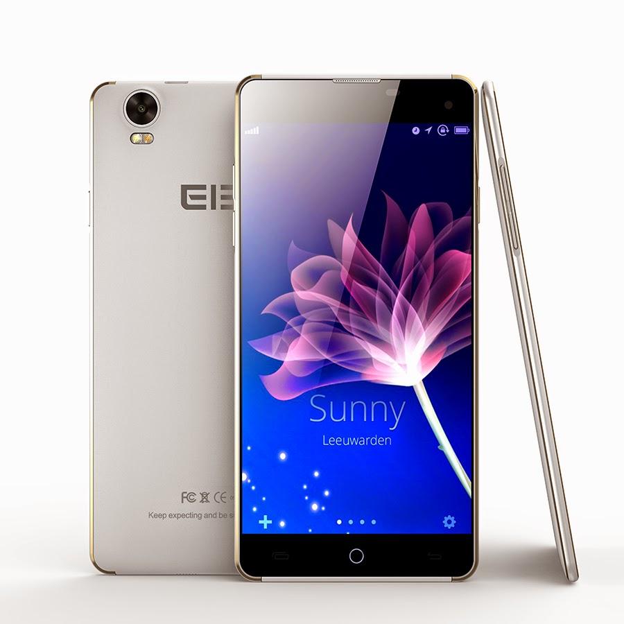 Elephone P6000, Ponsel 4G LTE Usung Kamera 13 MP Harga 2 Jutaan
