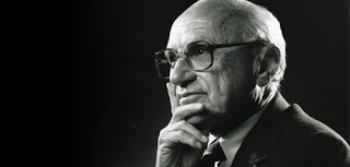 Milton Friedman en el Documental