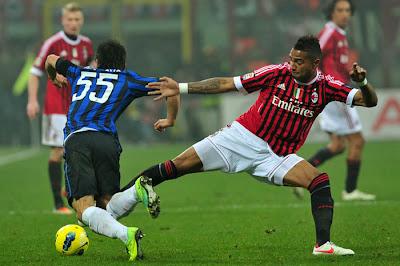 AC Milan 0 - 1 Inter Milan (2)