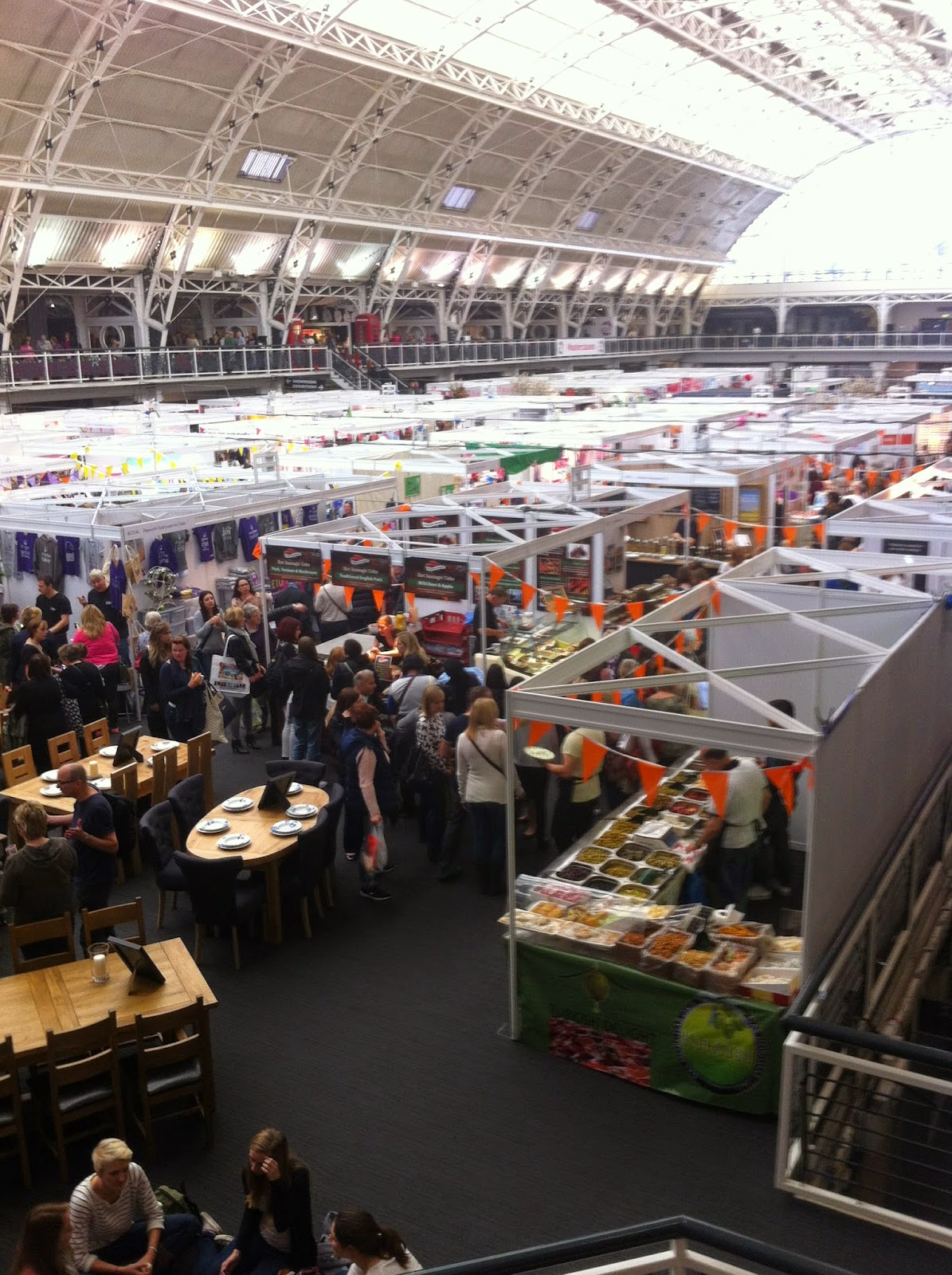 Good Food Bakes & Cakes Show London