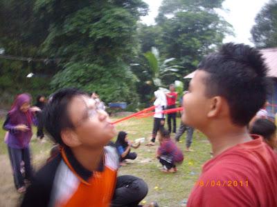 MACMA Selangor 2011 Youth Camp