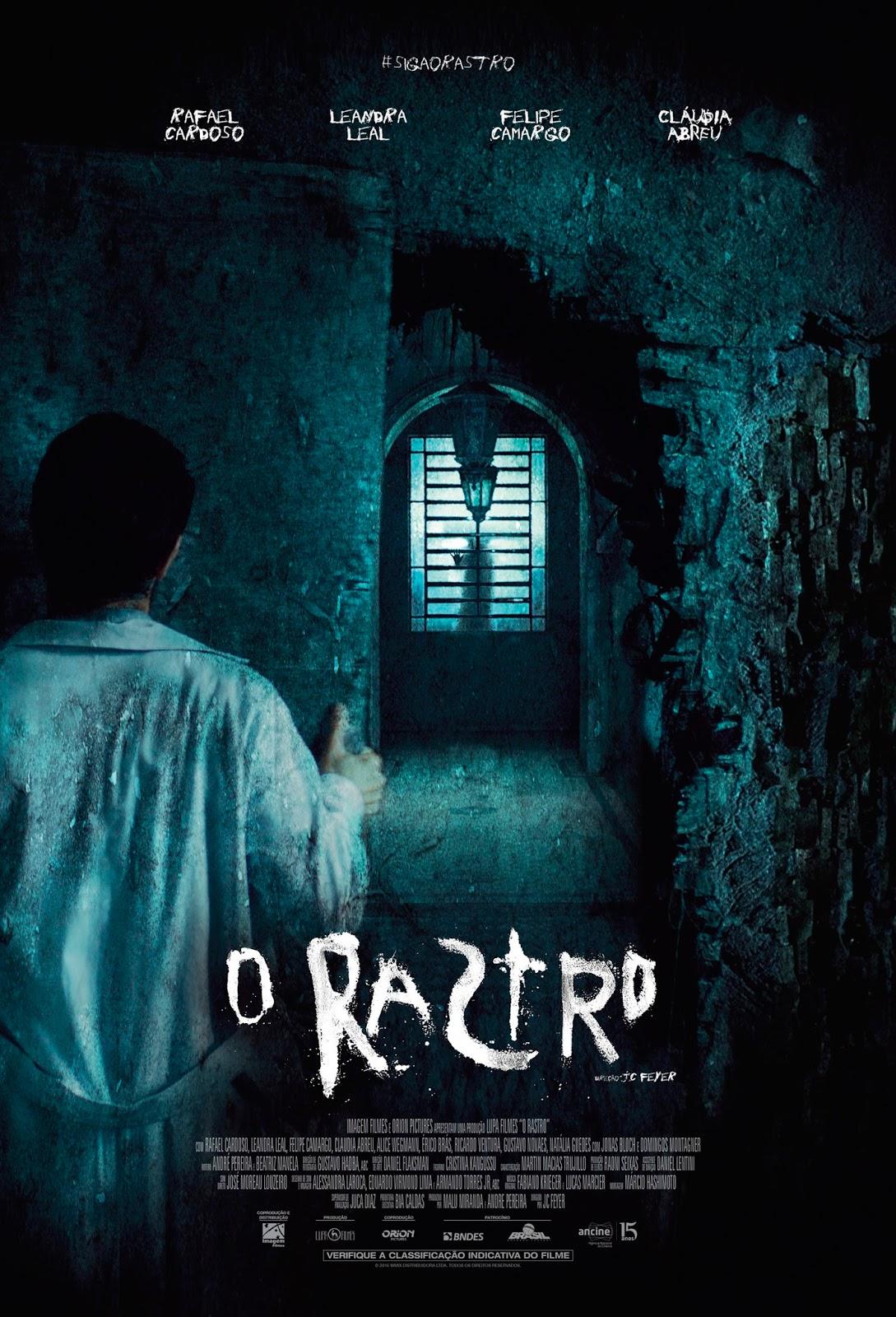 Filme Poster O Rastro