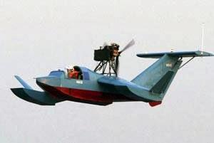Indonesia Segera Produksi Flying Boat Seharga Rp1,5 M