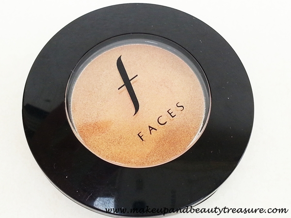 Faces Canada Shimmer Cream Eye Shadow Review