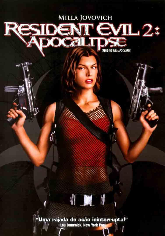 Resident Evil 2: Apocalipse Torrent - BluRay 1080p Dual Áudio (2004)