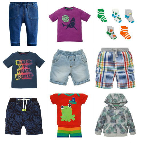 Mothercare SS15 Wishlist from www.lukeosaurusandme.blogspot.co.uk